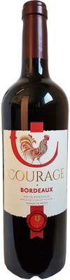 Courage 2016 Bordeaux Rouge 750ml