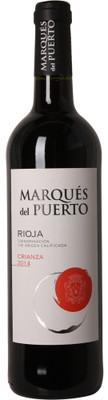 Marques del Puerto 2014 Rioja Crianza 750ml