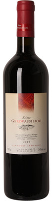 Gerovassilliou 2015 Ktima Red Blend 750ml