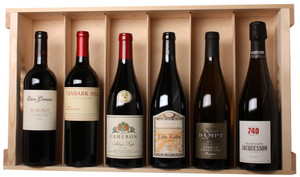 Blue Grouse Cellars Exclusive Wine Package
