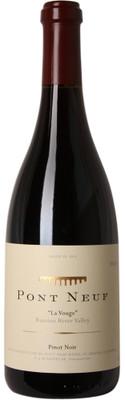"""Pont Neuf 2015 Pinot Noir """"La Vouge"""" 750ml"""