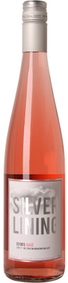 The View Silver Lining Rose 750ml