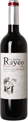 Capitao Rayeo 2014 Reserva Alentejo Red 750ml