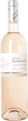 "Chateau Barbebelle 2019 ""Cuvee Madeleine"" Coteau d'Aix en Provence Rose 750ml"
