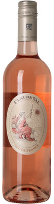 Claude Val 2019 Rose Pays d'Oc 750ml