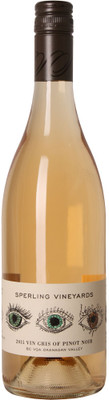 Sperling 2015 Vin Gris of Pinot Noir 750ml