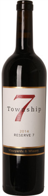 Township 7 2014 Reserve 7 Red 750ml