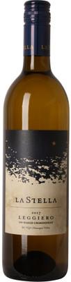 La Stella 2017 Leggiero Chardonnay 750 ml