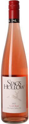 Stag's Hollow 2017 Syrah Rose 750ml