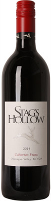 Stag's Hollow 2014 Cabernet Franc 750ml