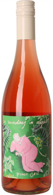A Sunday in August 2017 Pinot Gris 750ml
