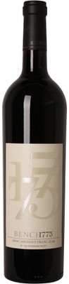 Bench 1775 2014 Cabernet Franc 750ml