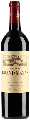 Chateau Grand Mayne 2010 St. Émilion 750ml