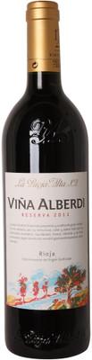 La Rioja Alta 2014 Reserva Vina Alberdi 750ml
