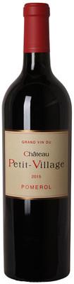 Château Petit Village 2015, Pomerol 750ml