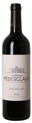 Château Pedesclaux 2015, Pauillac 750ml