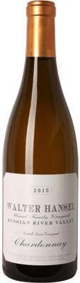 "Walter Hansel 2015 Chardonnay ""Cahill Lane"" 750ml"