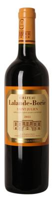 Château Lalande Borie 2015, St. Julien 750ml