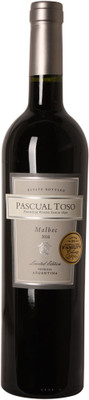 Pascual Toso 2016 Limited Edition Malbec 750ml