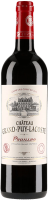 Château Grand Puy Lacoste 2014 Pauillac 750ml