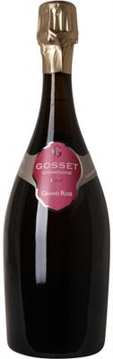 Champagne Gosset Rose Brut 750ml