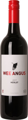 Wee Angus 2018 Merlot 750ml