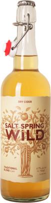 Salt Spring Wild Cider Dry 750ml