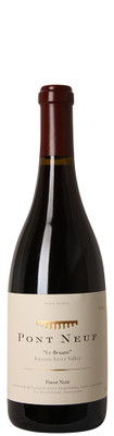 "Pont Neuf 2015 Pinot Noir ""Le Bruant"" 750ml"