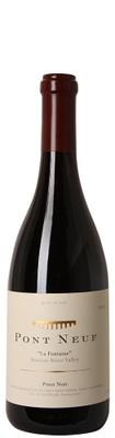 "Pont Neuf 2015 Pinot Noir ""La Fontaine"" 750ml"