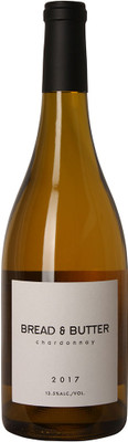 Bread & Butter 2017 Chardonnay 750ml