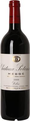 Château Potensac 2000 Medoc 750ml