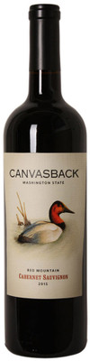 Canvasback 2015 Red Mountain Cabernet Sauvignon 750ml