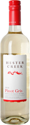 Hester Creek 2018 Pinot Gris 750ml