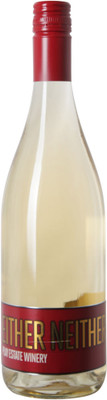 Play Estate Winery 2018 Either Neither WHITE 750ml