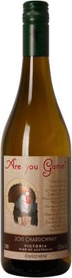 Are You Game 2013 Chardonnay 750ml