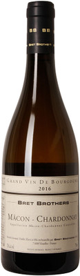 Bret Brothers 2016 Macon Chardonnay 750ml
