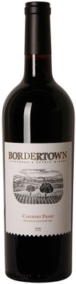 Bordertown 2016 Cabernet Franc 750ml
