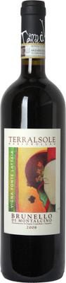 Terralsole 2008 Brunello di Montalcino 750ml