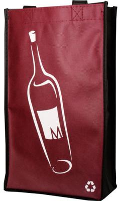 Marquis 2 Bottle Reusable Wine Bag