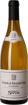 "Domaine Servin 2014 Chablis ""Blanchots"" Grand Cru 750ml"