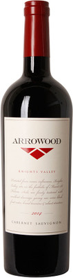 Arrowood 2014 Knights Valley Cabernet Sauvignon 750ml