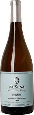 Da Silva Vineyards 2016 Muscat 750ml