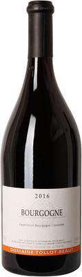 Domaine Tollot Beaut 2016 Bourgogne Rouge 750ml