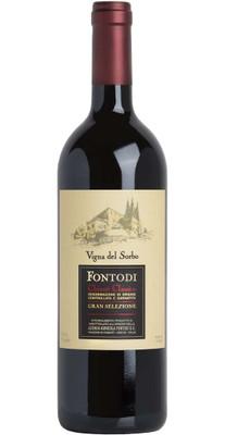 Fontodi 2015 Chianti Classico Gran Selezione Vigna del Sorbo 750ml
