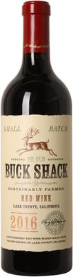 Buck Shack 2016 Red Wine 750ml