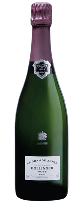 Champagne Bollinger 2007 Grande Annee Rose 750ml