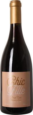 Chic Fille 2017 Hollenbach Pinot Noir 750ml