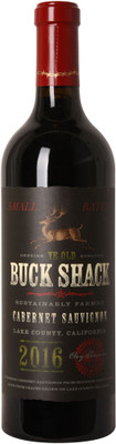 Buck Shack 2016 Cabernet Sauvignon 750ml