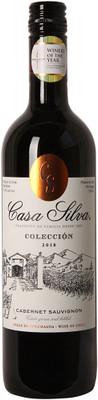 Casa Silva 2018 Colección Cabernet Sauvignon 750ml