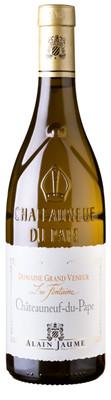 """Domaine Grand Veneur 2017 Châteauneuf-du-Pape """"La Fontaine"""" Blanc 750ml"""
